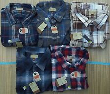 SONOMA BIG & TALL WEEKEND FLANNEL SHIRT STYLING, QUALITY, EXTRA SOFT LIST $44