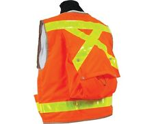 Seco 8068-Series Class 2 Lightweight Safety Utility Vest