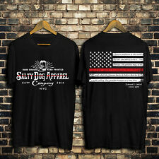Thin Red Line FDNY Firefighter t-shirt