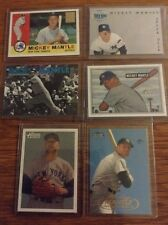 Lot Of Mickey Mantle cards, Near-mint Condition (see scan)
