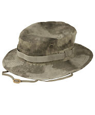Propper ATACS AU Camouflage Boonie Hot Weather Sun Hat 65/35 Battle Rip
