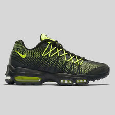 NIKE AIR MAX 95 ULTRA JACQUARD Black/Volt/ 749771 007 MENS RUNNING SHOES