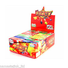 JUICY JAYS FLAVOURED ROLLS ROLLING PAPERS FLAVOUR CIGARETTE ROLL MIX N MATCH UK