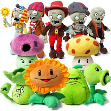 20-30cm Plants vs Zombies Plush Soft Doll Game Stuffed Figure Kid Toy Baby Gift