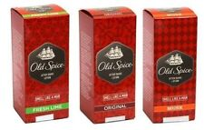 Old Spice After Shave Lotion 50ml   Original Musk Fresh Lime Fragrance