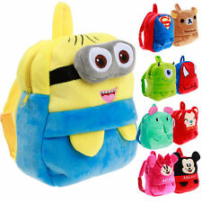 New Baby Toddler Kids Child Mini Cartoon Animal Backpack Schoolbag Shoulder Bag