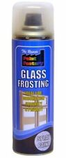 Glass Frosting  Spray Paint Can Security Privacy Decoration 300ml 1,2,3's