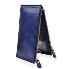 Women Business ID Name Credit Card Holder Box Case Hangbag Bag Wallet Purse New