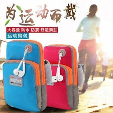 Outdoor Sport Running Bag Pouch Arm Band Bag Wallet Pocket For Mobile Cell Phone