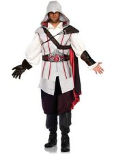 Assassins Creed 2 Ezio Adult Mens Costume, AS85034, Licensed