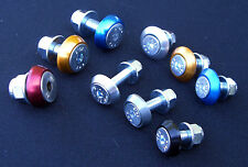 Beauty Washers and Stainless Bolts . Engine Bay Fender Bolt Dress Up 6-Pack Set