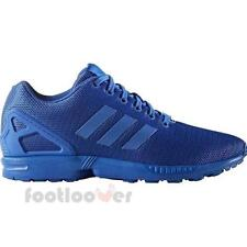 Shoes Adidas Originals ZX Flux s32280 Running Man Sneakers Mesh Blue