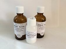 [Make to Order]DMAE MSM Firming Serum &Vitamin C Powder--Anti Brown Spot/Wrinkle