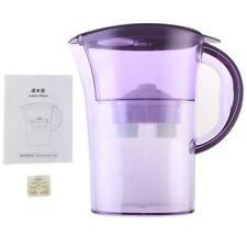 Three filter filling with cup Household Water Purifier Direct Drinking Water Jug