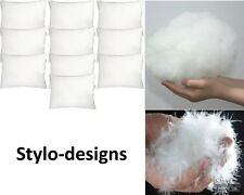 Cushion Pads, Cushion Inners, Hollow Fibre OR Duck Feather & Down UK MADE