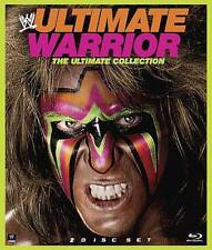 WWE: Ultimate Warrior - The Ultimate Collection (Blu-ray Disc, 2014, 2-Disc Set)