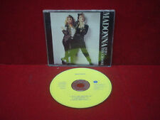 MADONNA - INTO THE GROOVE - GERMANY YELLOW SINGLE CD