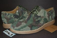 COLE HAAN LUNARGRAND WING TIP C12516 CAMO SUEDE CAMOUFLAGE NIKE 9 9.5 10 10.5