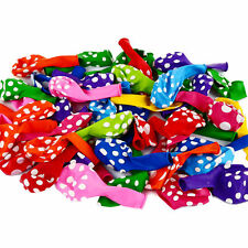"10/20pcs Latex POLKA DOT Quality Party Birthday Wedding Balloons baloons 12"" xg"
