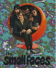 SMALL FACES T-SHIRT. Mod, psychedelia, scooter, 60's pop.