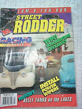 Street Rodder JULY 1993  Vol.22  # 7 THE WORLD'S STREET RODDING AUTHORITY