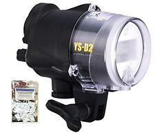 SEA Sea&Sea YS-D2 TTL Underwater Strobe Flash w/ Free Moisture Absorbers