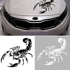 30CM 3D Scorpion Car Stickers Car Styling Sticker for Cars Decoration DIY NEW