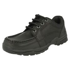 Boys Rhino By Startrite Lace-Up School Shoes Dylan
