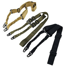 Tactical 2 Point Gun Sling Gun Strap Rifle Strap Rifle Sling Adjustable SYH