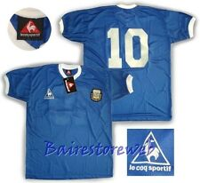ARGENTINA Retro jersey WC Mexico 86 away #10 MARADONA Le Coq Sportif New
