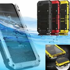 Shock proof Armor Tempered Glass Case Cover For iPhone 6 6 Plus iPhone 7 7 Plus