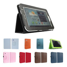 Leather Case for 7-Inch for Samsung Galaxy Tab 2 P3100/P3110 SYH