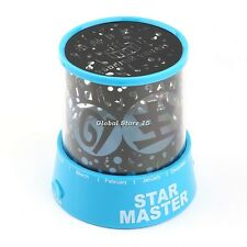New Amazing Sky Star Master Night Light Cosmos Led Projector Mood Lamp   GS