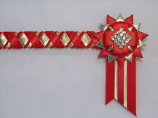 Just Browbands - DIAMANTE DIAMOND Browband