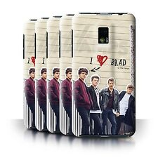 Official The Vamps Case/Cover for LG Optimus 2X/P990 /The Vamps Secret Diary