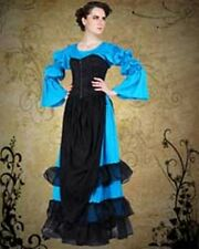 Steampunk Lady Of The Manor 4-pc Ensemble
