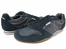 Calvin Klein Mens Mike Midnight Blue Lace-up Casual Fashion Sneakers Shoes Kicks