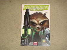 New Guardians Of The Galaxy Vol 1 Deluxe Hardcover by Bendis w/ McNiven Cover