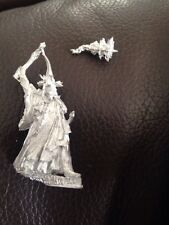 Lord Of The Rings Witch King Of Angmar Metal Figure Warhammer A/f