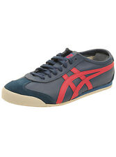 Onitsuka Tiger by Asics Mexico 66 Sneakers in Poseidon/Classic Red