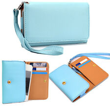 Universal Wallet Cover Case Clutch Style for Kyocera, Lava, LG, Micromax