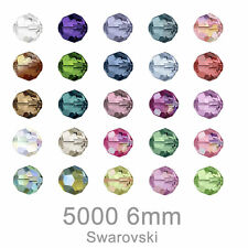 Direct order from Swarovski 5000 6mm 360 Beads Crystal All Color made in Austria