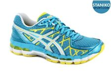 Women's ASICS GEL-KAYANO 20 Running Trainers T3N7N 4001