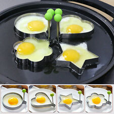 UK Hot Sale Stainless steel cake mould Fried Eggs Die Kitchen Fried Eggs Tools