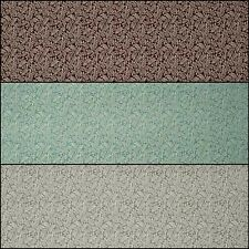 SMD iLiv Chenille Brackenhill Upholstery Curtain Fabric - Natural, Jade, Claret