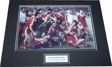 Nottingham Forest Signed Photo 1980 European Cup Winners Signed By Robertson
