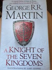 'A Knight Of The Seven Kingdoms' By George R.R. Martin. Hardback Book. Read Once