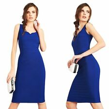 Sexy Womens Bodycon Bandage Slim Party Evening Cocktail Pencil Prom Midi Dress
