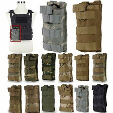 Tactical Pistol Single Mag Ammo Molle M4 M16 Magazine Pouch Airsoft Hunting