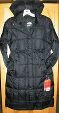 THE NORTH FACE WOMENS METROPOLIS DOWN PARKA - COAT- JACKET- BLACK-XS,S,M,L,XL